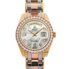 ROLEX PEARL MASTER Southlake TX
