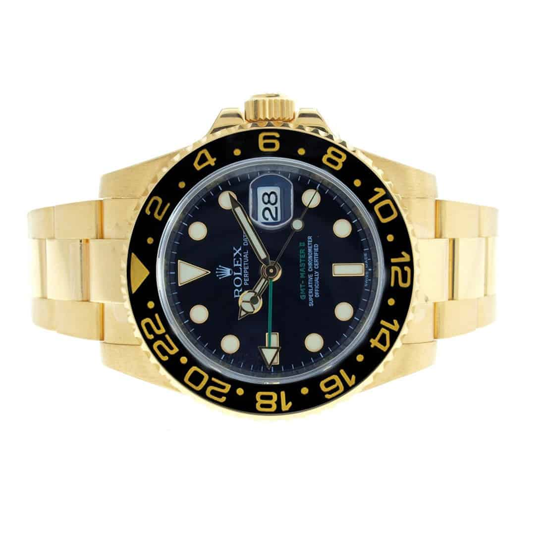 GMT Master II 02 side