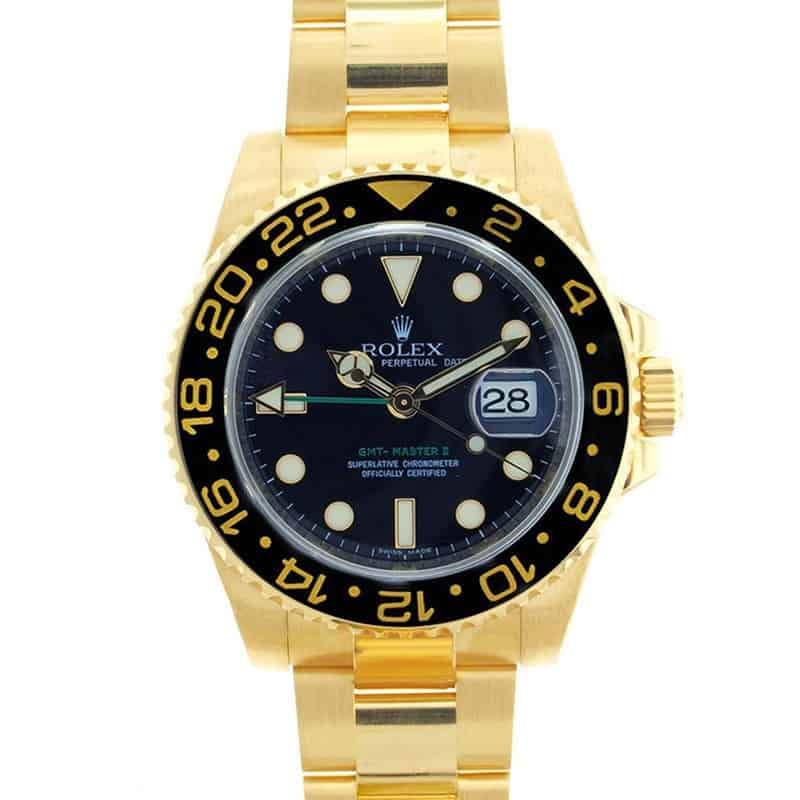ROLEX GMT MASTER II Fort Worth