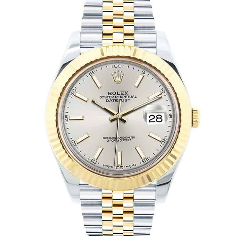 Rolex Datejust 41mm Model 126333