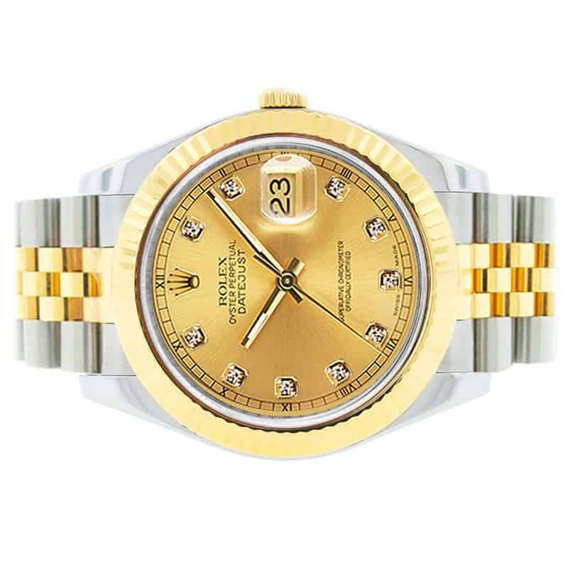 datejust 41mm 05 side