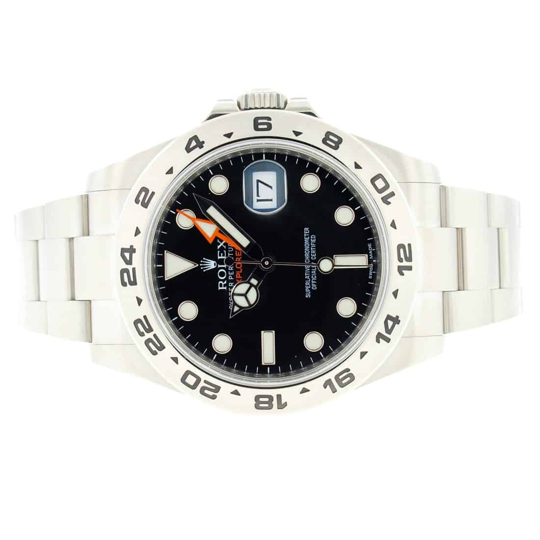explorer II 03 side