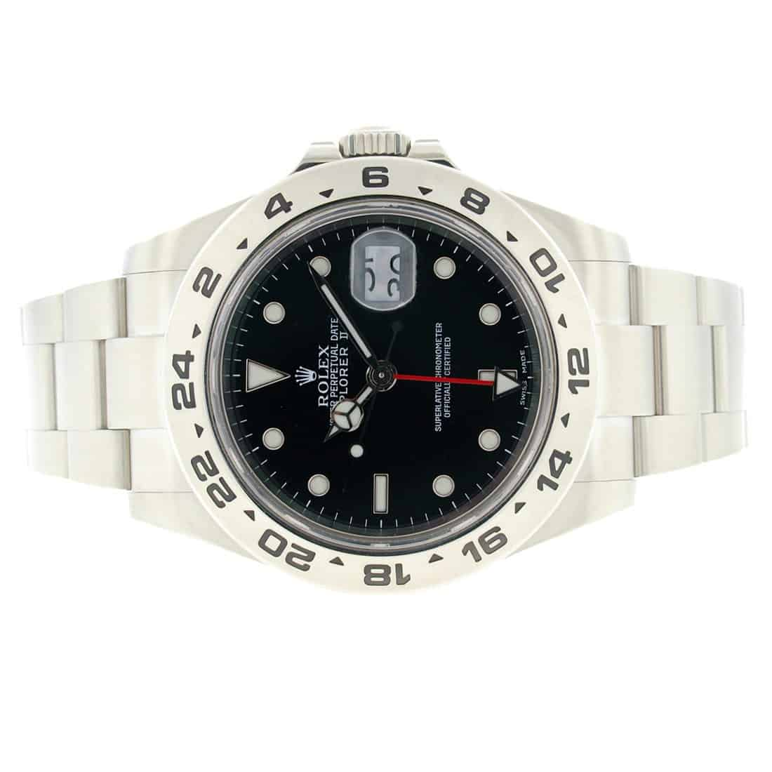explorer II 07 side
