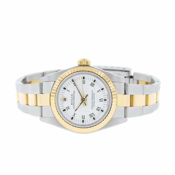 lady oyster perpetual 02 side