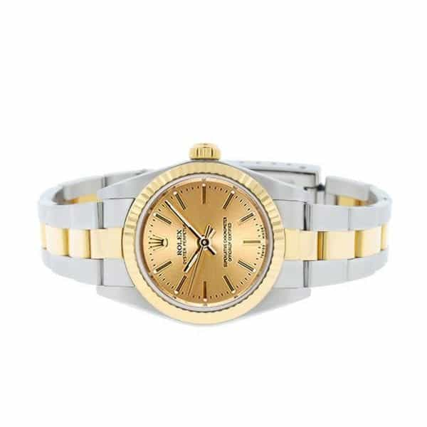 lady oyster perpetual 05 side