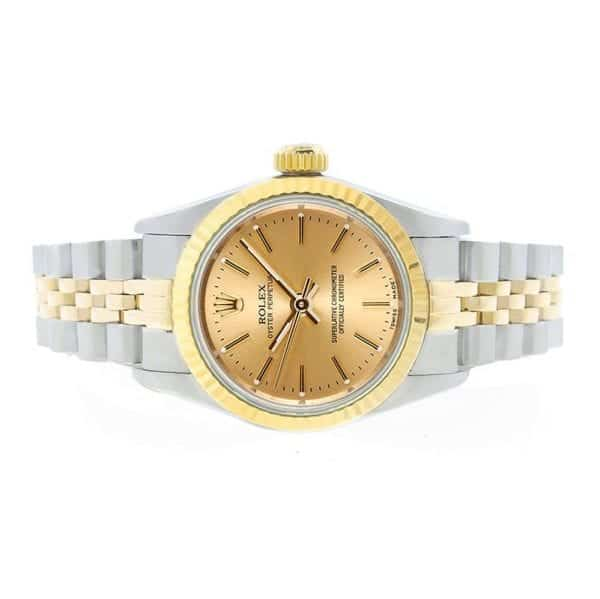 lady oyster perpetual 06 side
