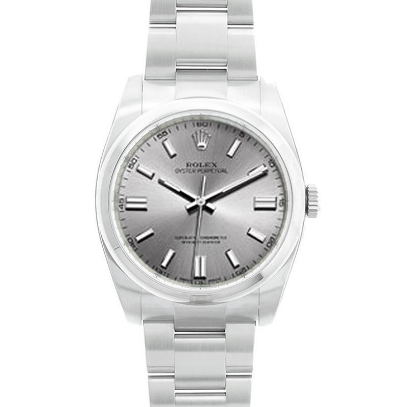 Rolex Oyster Perpetual Model 116000 - Garner Wallace Fine Timepieces ... 2db83eaffec7