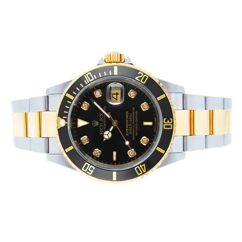 submariner 01 side