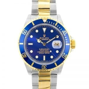 submariner 07 front