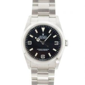 Best Stainless Steel Rolex Watches Under $5000: Explorer