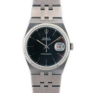 Best Stainless Steel Rolex Watches Under $5000: Oysterquartz