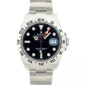 Best Rolex Watches Under $8,000: Explorer II