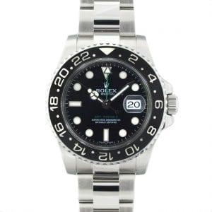 Best Rolex Sports Watches Under $8,000: GMT-Master II