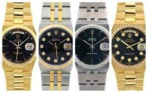 What is the Rolex Oysterquartz?