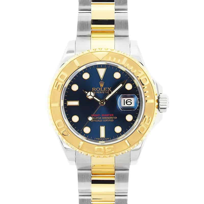 Two Tone Rolex Yacht-Master 2000'S Model 16623