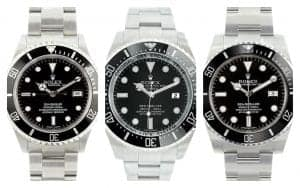 The Rolex Sea-Dweller Showdown: Comparing the 16600, 116660, and the 116600
