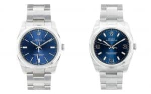 Starter Rolex Watch: Oyster Perpetual 114300 vs. Oyster Perpetual 116000