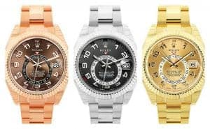 What is the Rolex Sky-Dweller