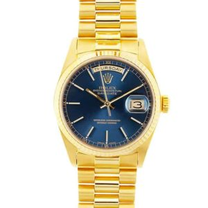 Yellow Gold Rolex Day-Date 36 18038
