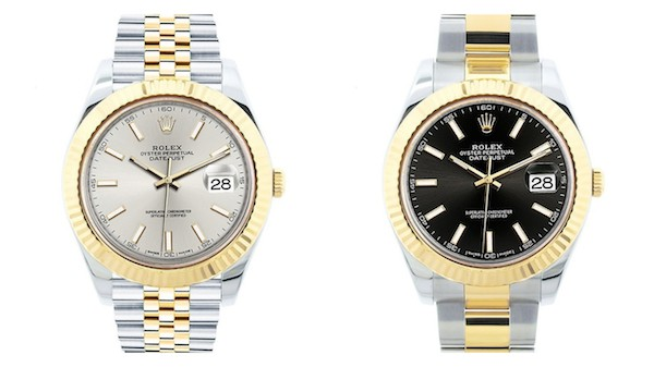 Rolex Datejust 41 Watches