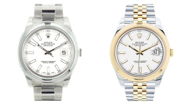 Rolex Datejust II vs. Rolex Datejust 41