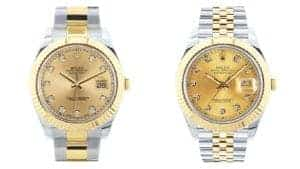 Rolex Datejust II vs Datejust 41