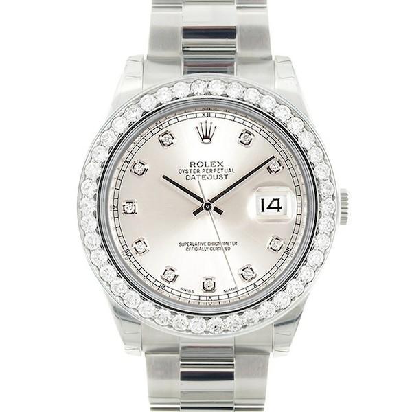 Diamond Rolex Watches For Men