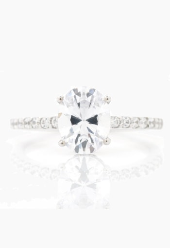 engagement ring local jewelry store Keller TX