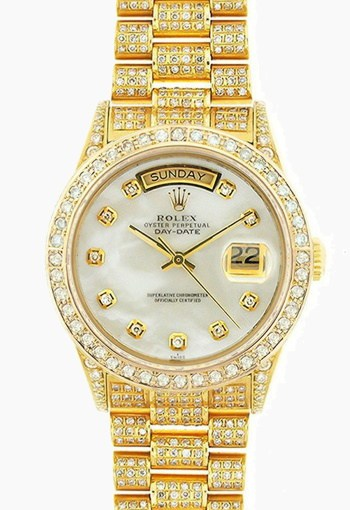rolex fully loaded president