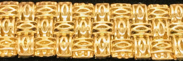 Roberto Coin Bracelet details
